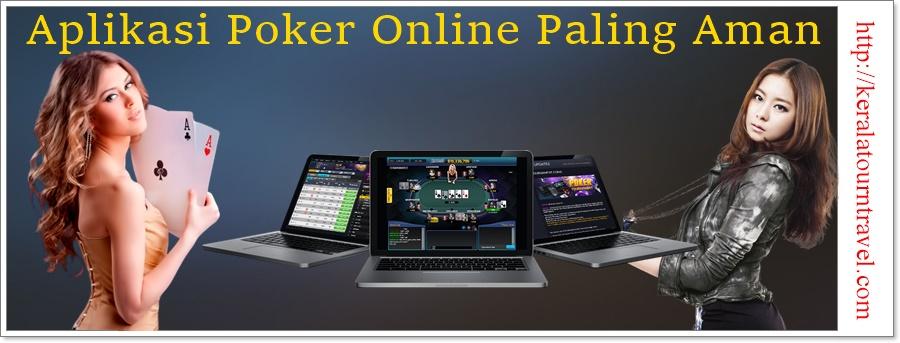 Aplikasi Poker Online Paling Aman