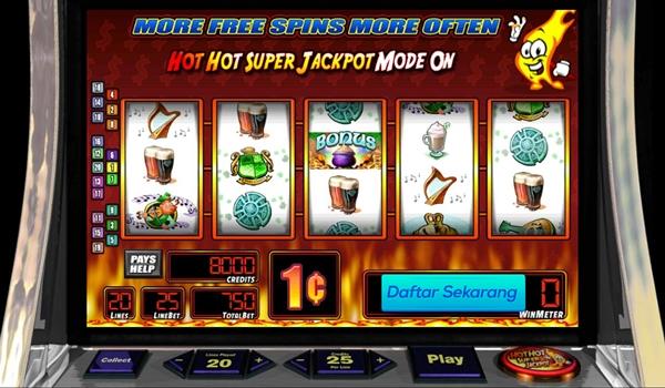Cara Melakukan Daftar Slot Game Online